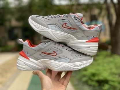 cefa38e81f9 Nike M2K Tekno Metallic Silver Marbled BQ3378-001 To Buy-4