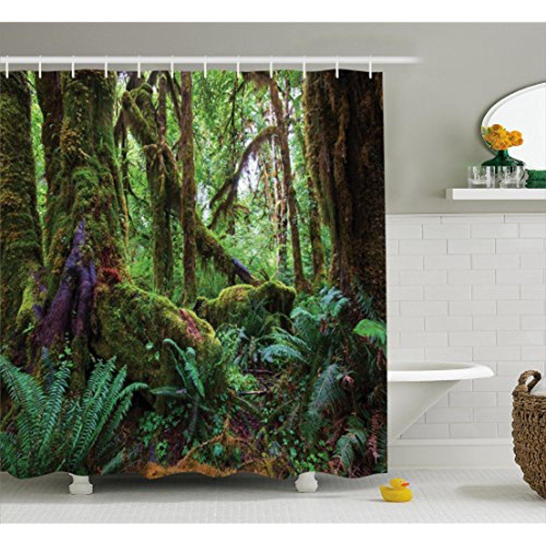 bathroom decor sets shower curtain