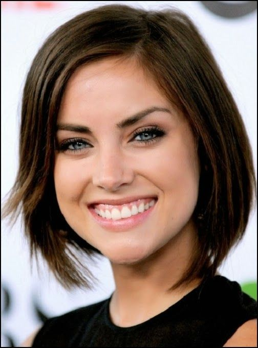 20 Short Hairstyles for Oval Faces | Short hairstyle, Fine hair and Face