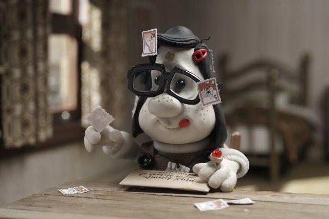 Mary And Max 2009 Mary And Max Animated Movies Stop Motion