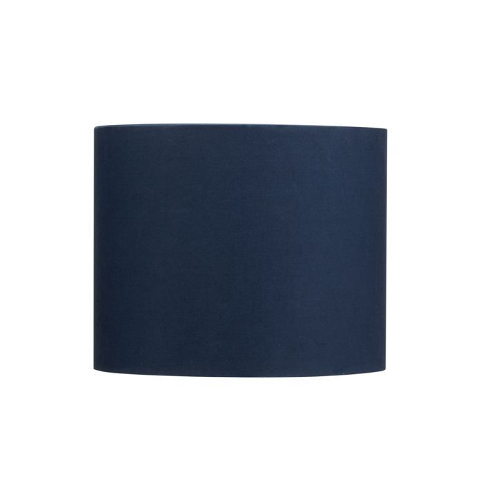 Round navy lamp shade high gloss finish lotties big girl room round navy lamp shade high gloss finish aloadofball Gallery