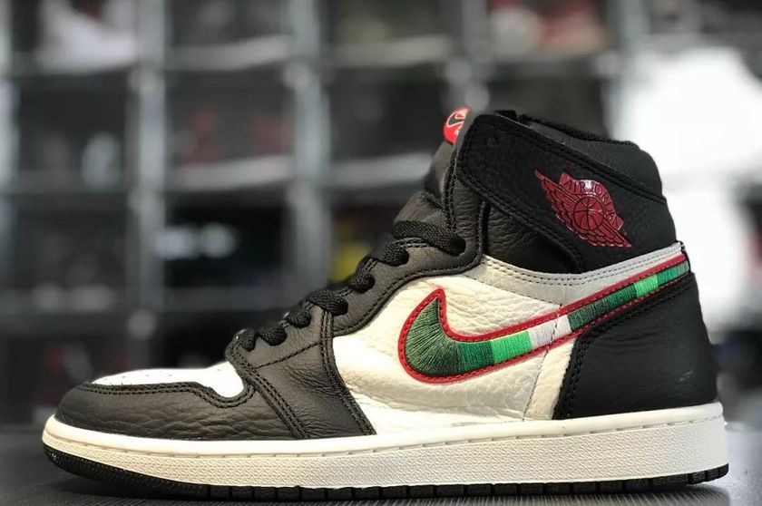 "8b0b761387f First Look the Air Jordan 1 ""Sports Illustrated"" A Star Is Born ..."