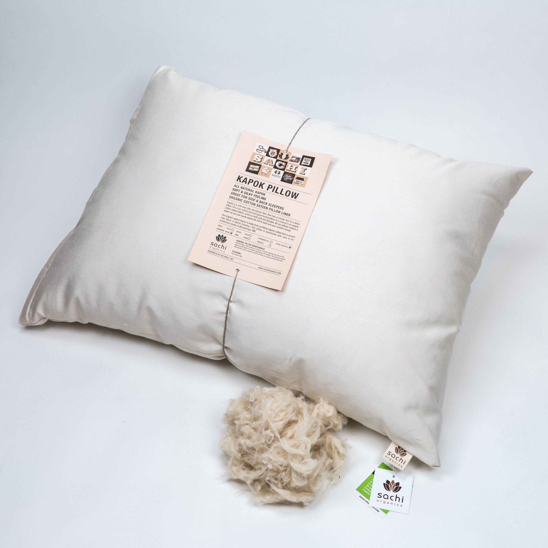 DIY Pillows Safe Natural Latex