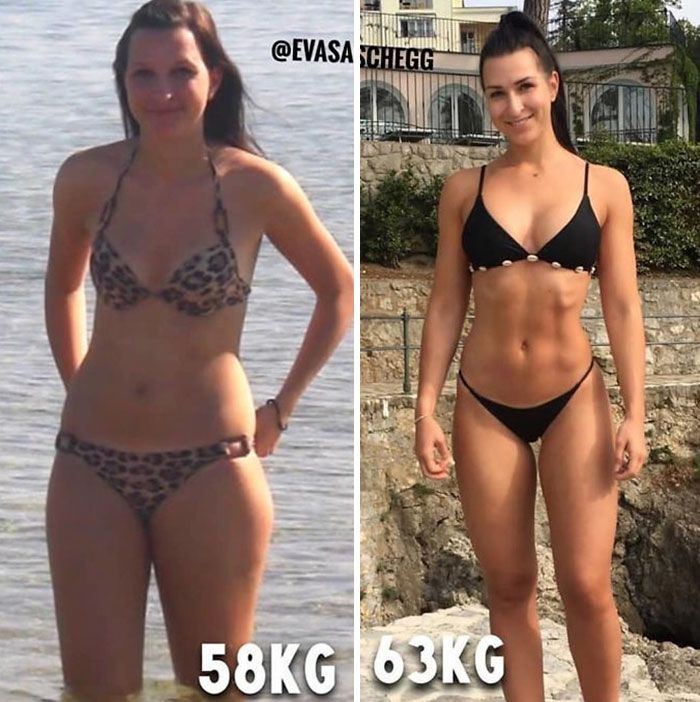 36 Before & After Photos That Prove Your Weight Is Meaningless (New Pics)        36 Before & After P...