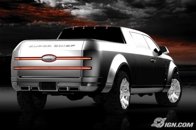 Ford F 250 Super Chief Tri Flex Fuel Truck Honda Tech