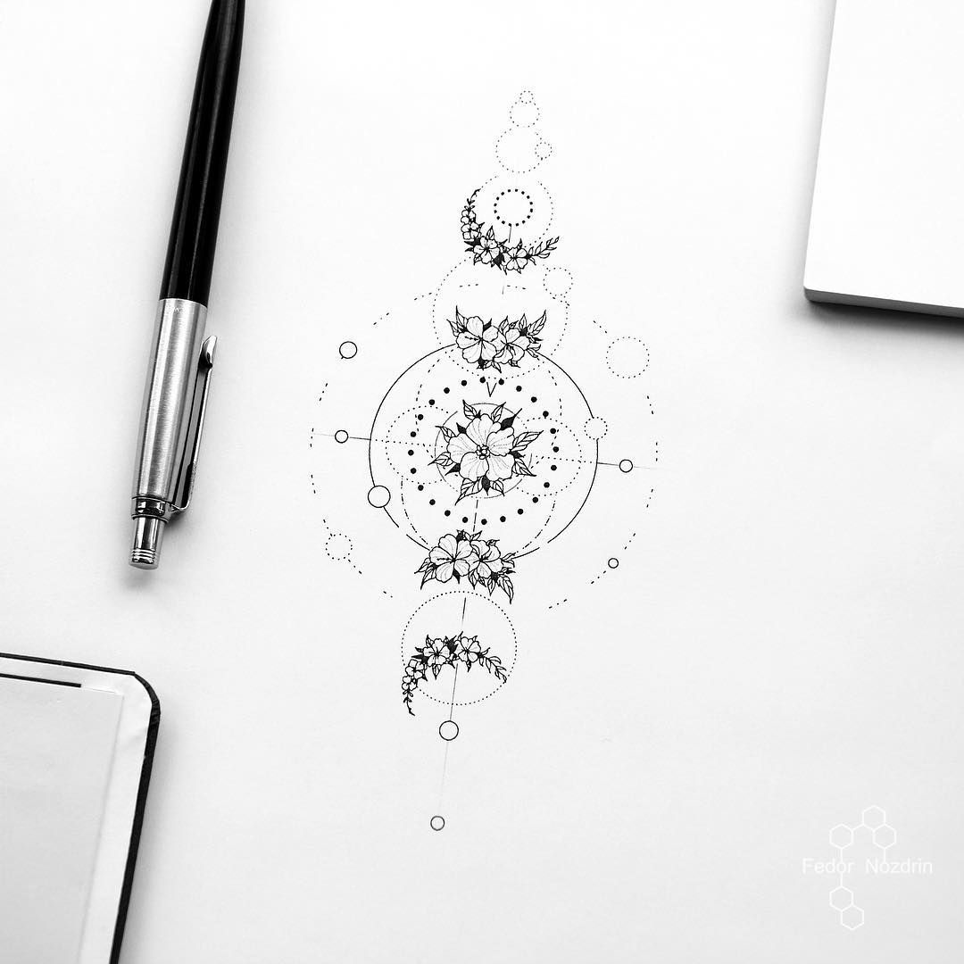 Available Design Moon Phases Space Tattoo Spacetattoo