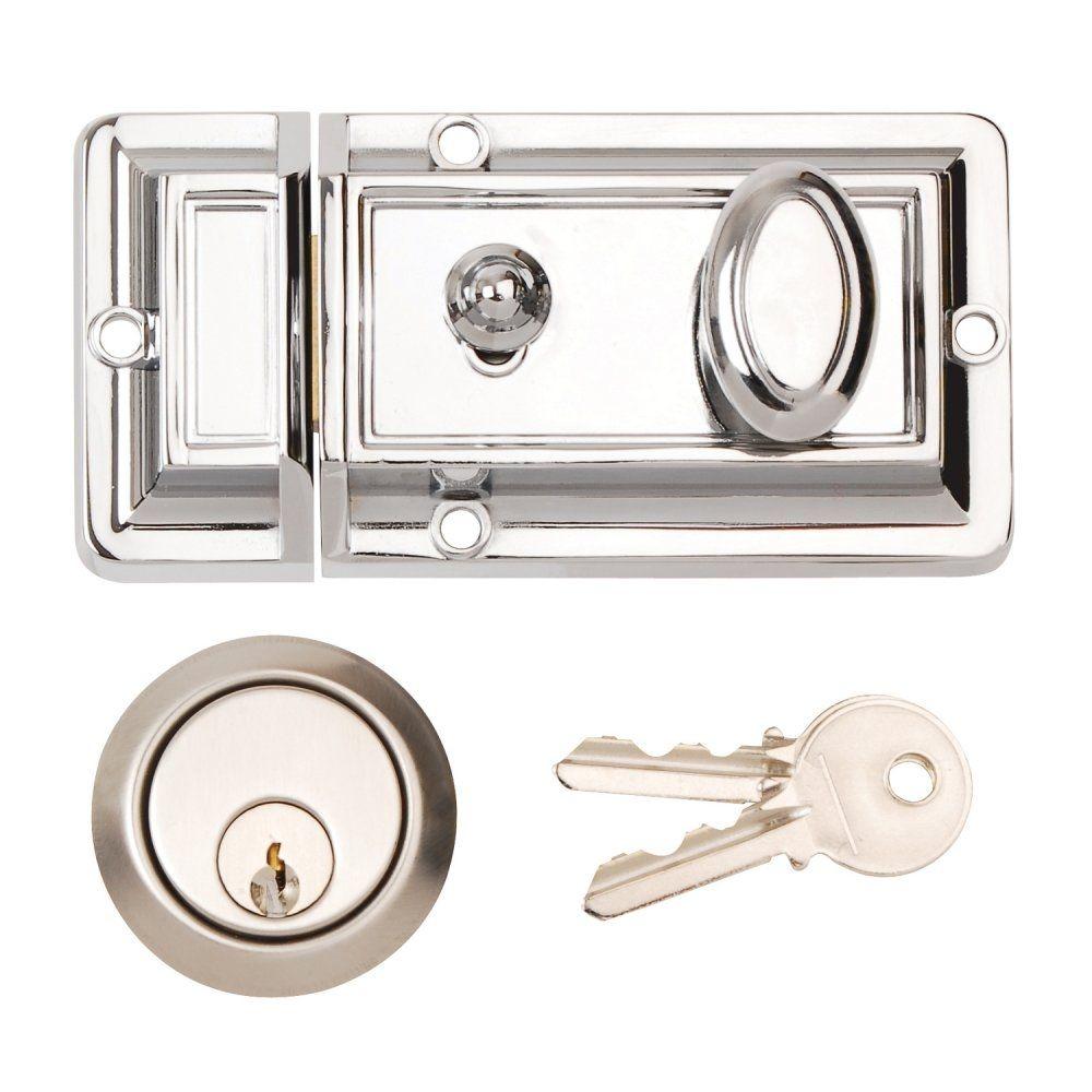 yale rim lock door knob http retrocomputinggeek com
