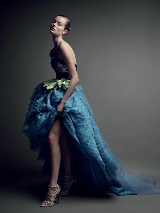Dior - Dior Grand Bal Haute Couture Watches Press Kit 2012