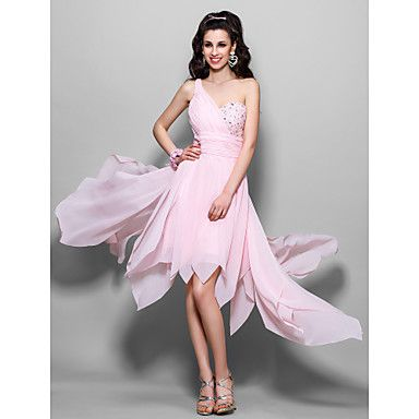 Petite Length Prom Dresses
