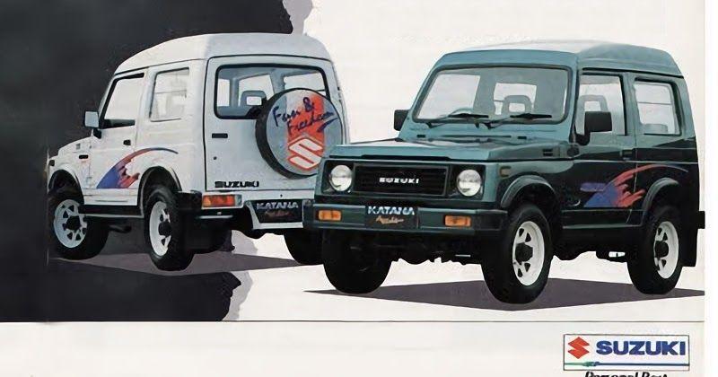 Gambar Mobil Katana Modifikasi Macam Macam Suzuki Jimny Dan Katana Di Indonesia Mobil Motor Lama Download Gambar Modifikasi Katana Mobil Modifikasi Mobil