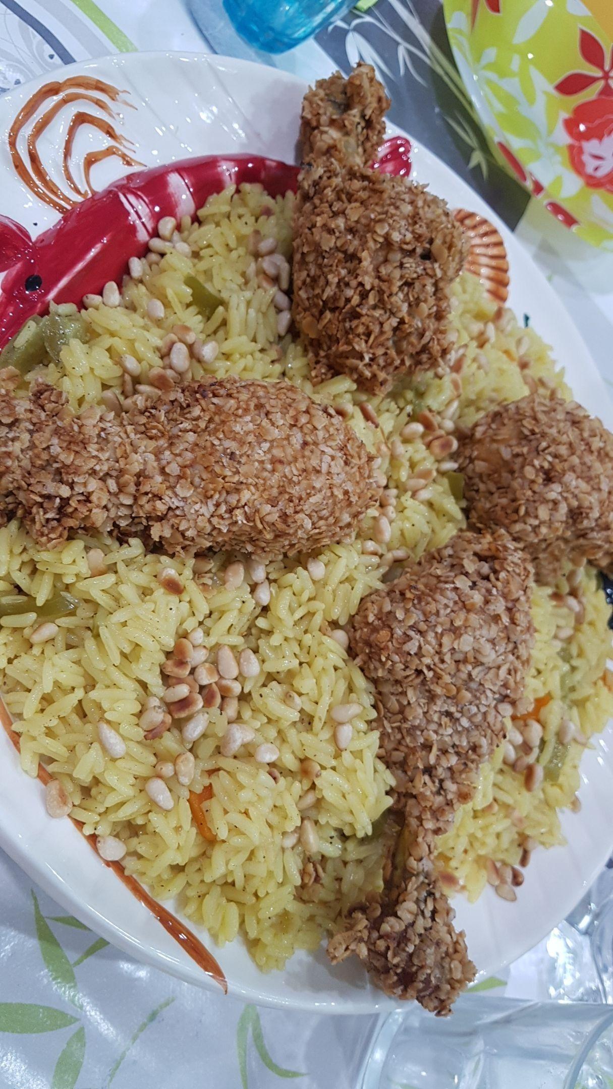 Crispe Au Riz Food Rice Grains