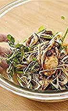 ぷりぷりジューシーな #牡蠣 に、味噌醤油だれと香味野菜を絡めて。 熱したごま油をかけて、香りも旨味も豊かに仕上げます。 #金麦レシピ