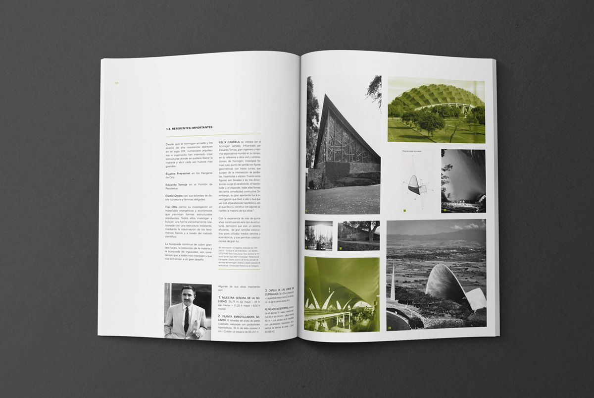 Architecture Thesis Book on Behance | Book design layout, Book ...