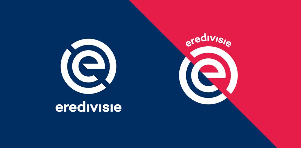 New Logo for Eredivisie by Dog and Pony | Futebol, Branding