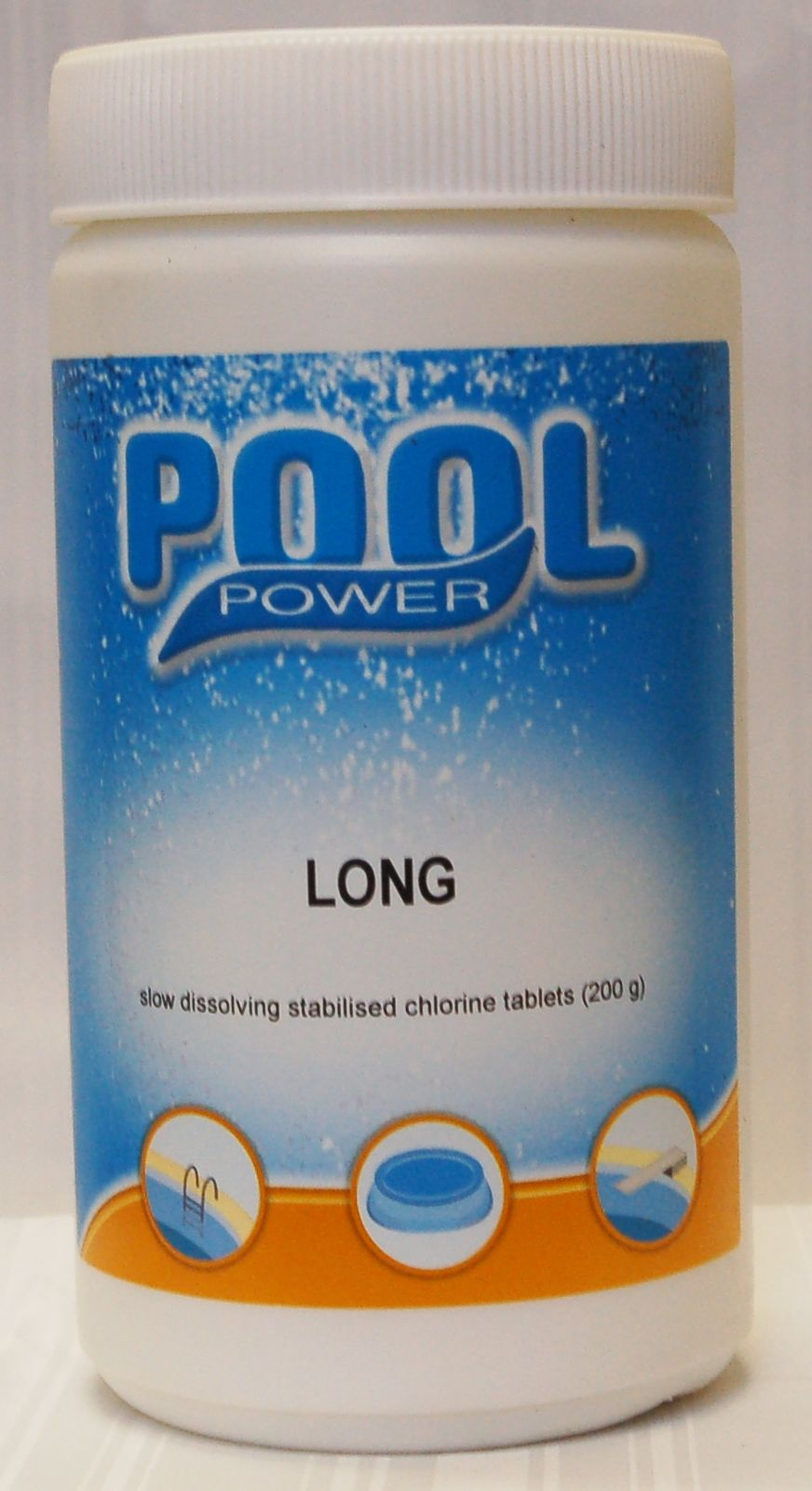 Slow dissolving Stabilised Chlorine Tablets Long lasting