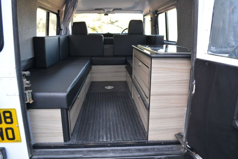 Land Rover Defender Camper Conversion By Poppit Campers 2