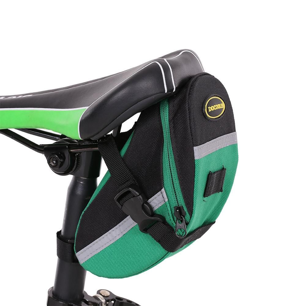 Docooler Cycling Bike Bicycle Saddle Bag Pouch Bag Holder Outdoor