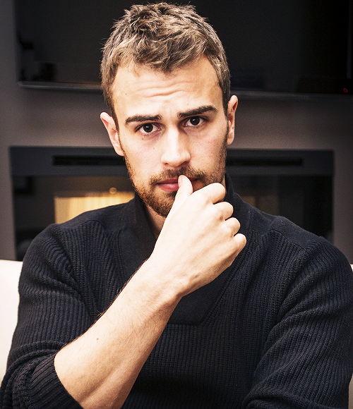 theo james wiki