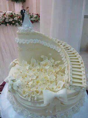 Stairway To Heaven Cake Wedding