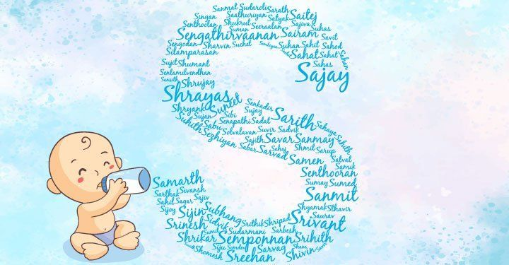 Baby Boy Names Starting With S - List Of Boy Baby Names ...