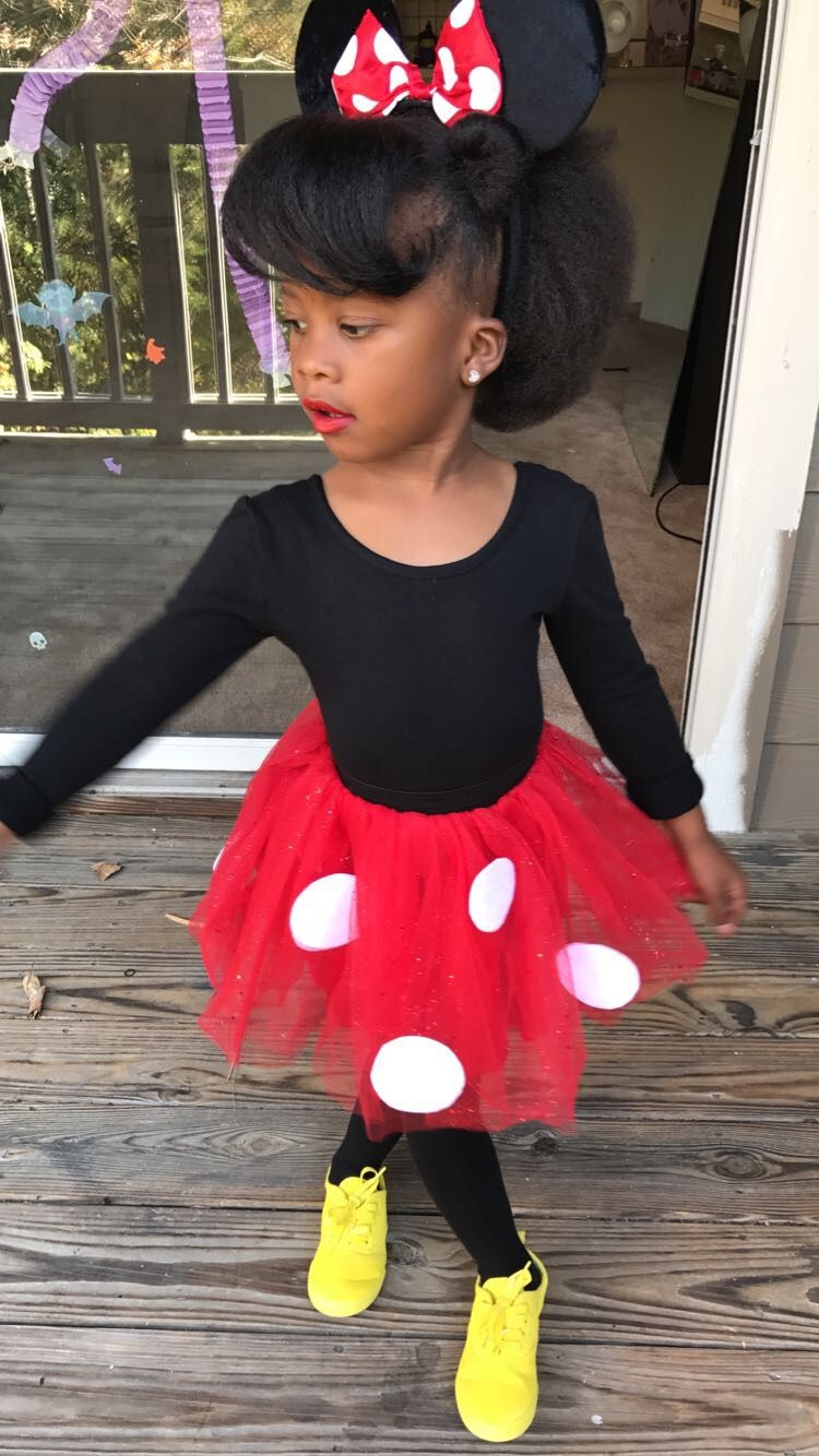 20 Creative Ways to Rock a Minnie Mouse Costume This Halloween ...