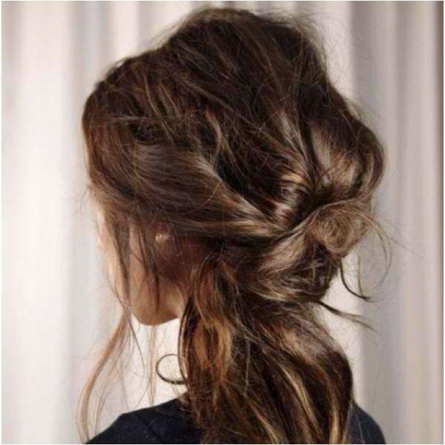 Prom hair??