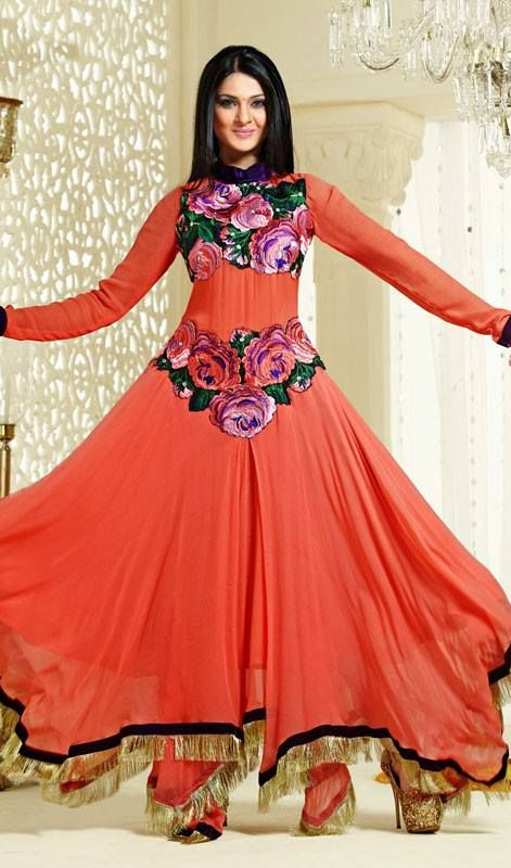 Party Wear Indian Dresses Collection 2015 Bye Kaneesha | Gulf ...