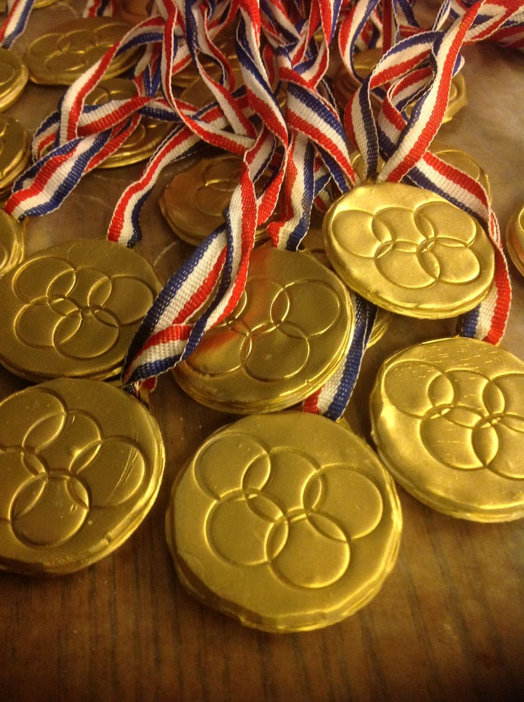 Make Your Own Olympic Medals Gold Medals Made Easy