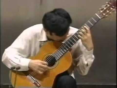 ▶ Kazuhito Yamashita -Unaccompanied Cello Suite No. 6 BWV 1012 I. Prélude - YouTube