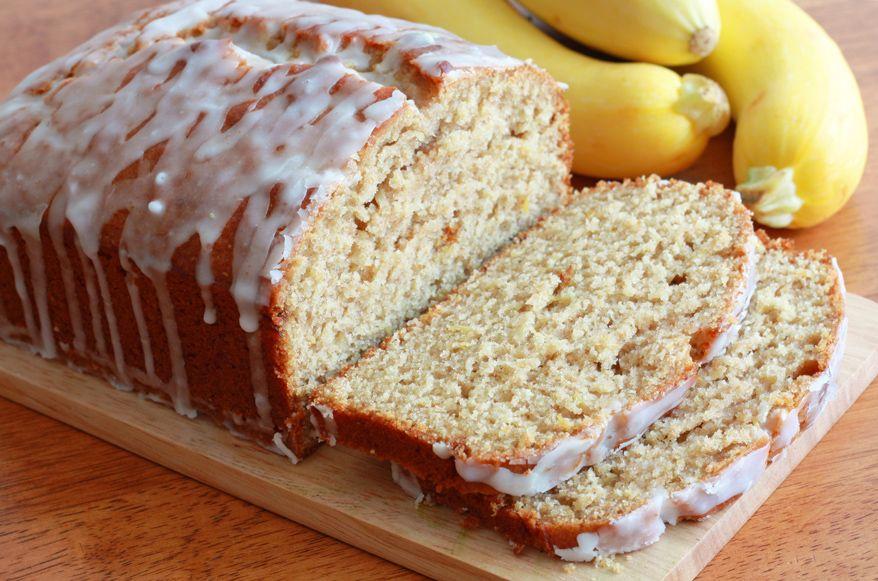 Lemon Zucchini Bread With Lemon Glaze Recipe Lemon Zucchini Bread Lemon Glaze Recipe Bread Recipes For Kids