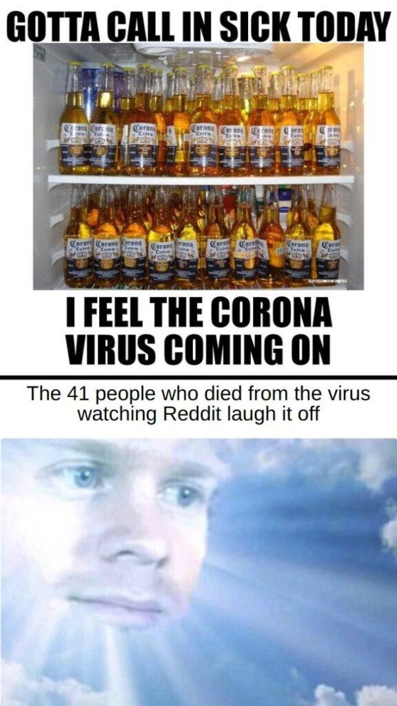 Corona Virus Memes Clean