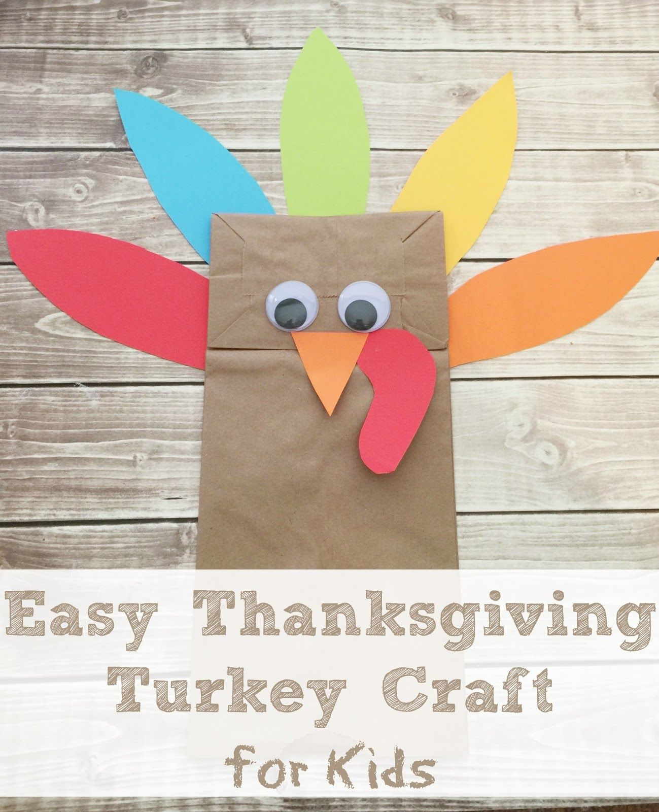 14++ Thanksgiving crafts for toddlers age 4 ideas in 2021