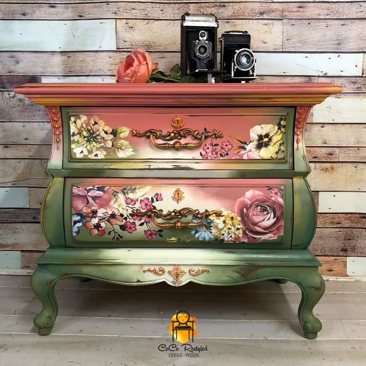 Get to Know Dixie Belle Paint Ambassador, CeCe Hunt! - Flea Market Finds: Home and Garden Decorating Ideas by Expert Interior Decorators