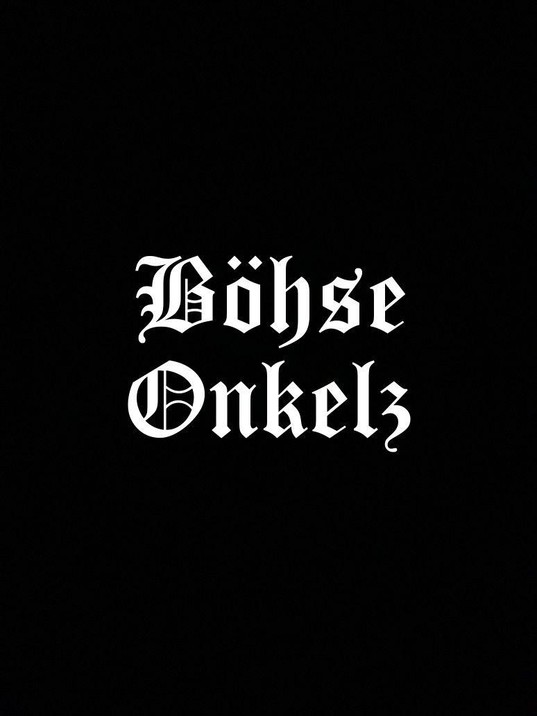 Böhse Onkelz Wallpaper Böhse Fürs Leben Onkelz For Life Pinterest