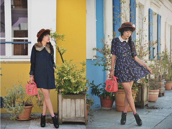 Preppy touch (by Leeloo P) http://lookbook.nu/look/4000516-Preppy-touch