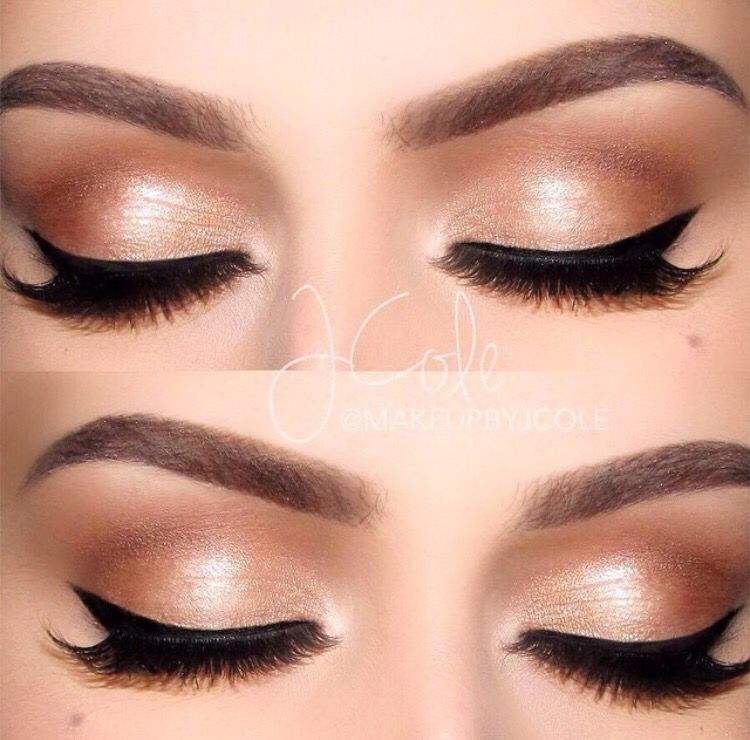 Perfect Wedding Eye Makeup For The Bride That Doesn T Wear