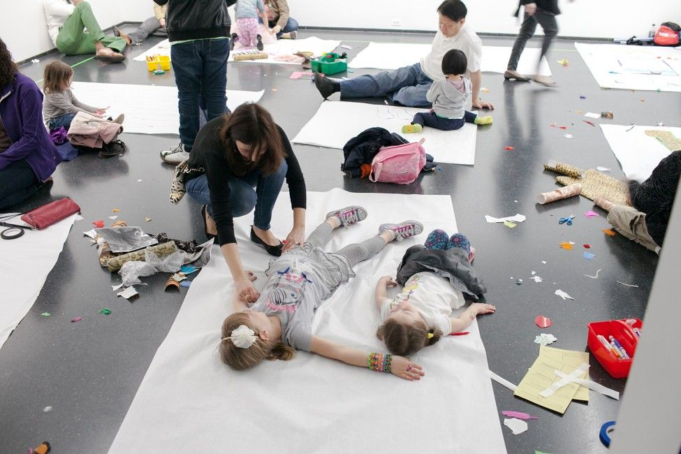 MCA FREE 2/14/2015 113 Family day, Museum of