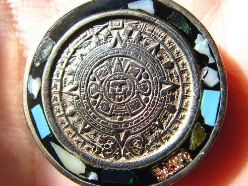 Medalla Azteca. :)