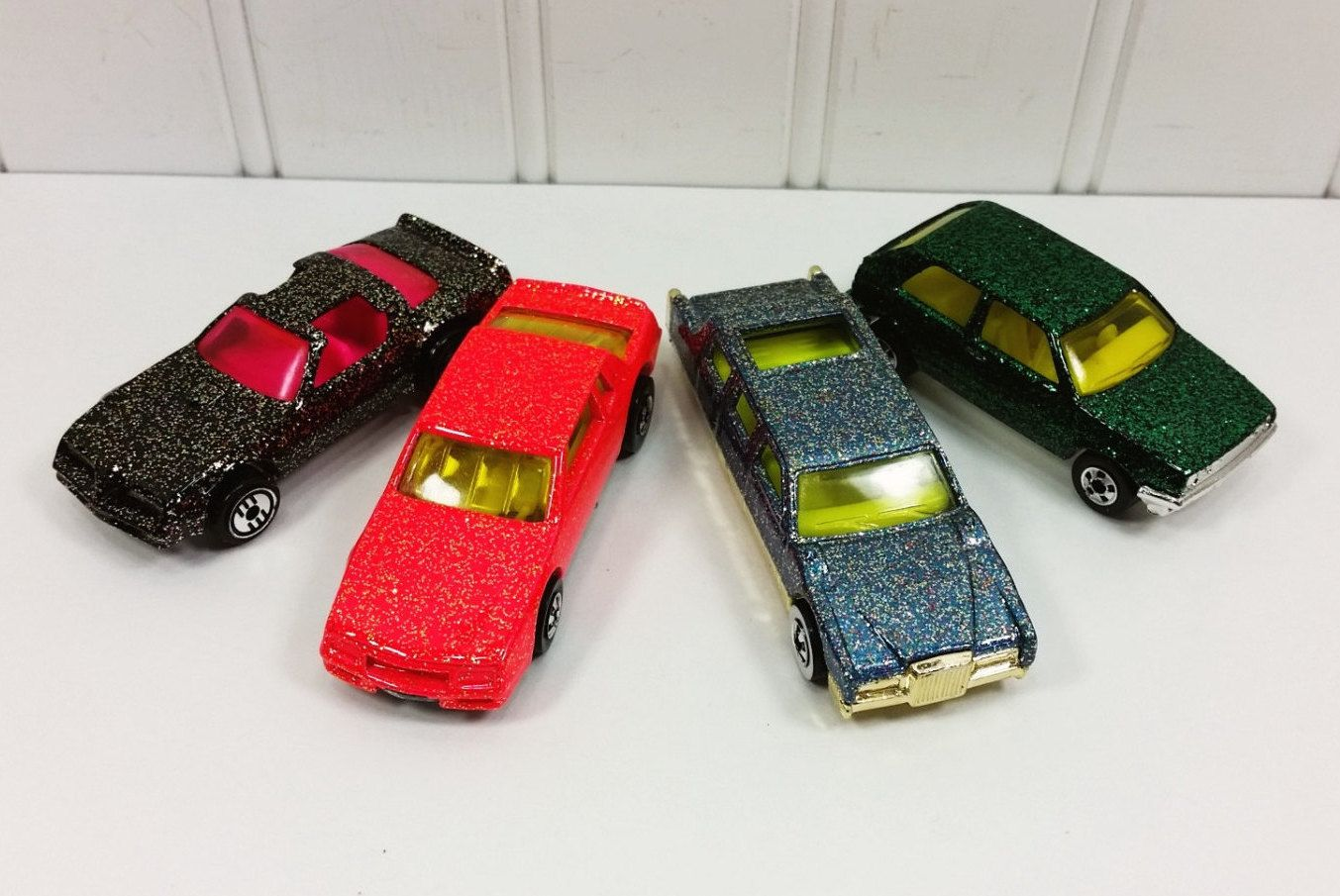 Hot Wheels Metal Flake Paint Collection Monte Carlo Hot