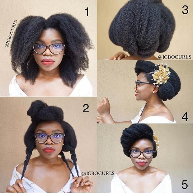 Protective Natural Hair Styles On Instagram By Actually Ashly Finally Got My Computer Back And Current Natural Hair Styles Curly Hair Styles Hair Styles