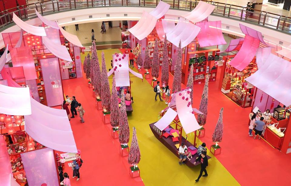 Check Out The Elaborate CNY Décor At These 15 Malls In ...
