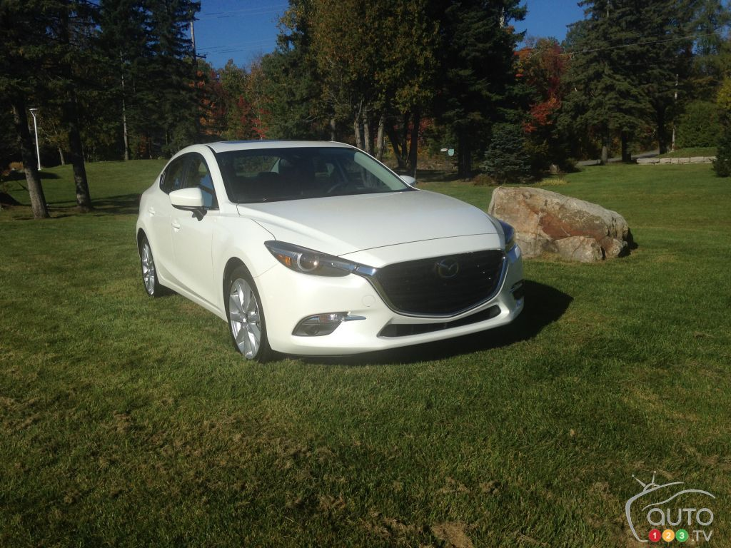 2017 Mazda3 review coming soon onCar News Auto123