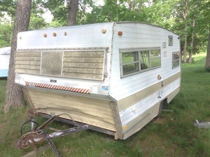 1970 Shasta Loflyte $1000 | TCT Classifieds - For Sale | Pinterest | Vintage trailers and Rv