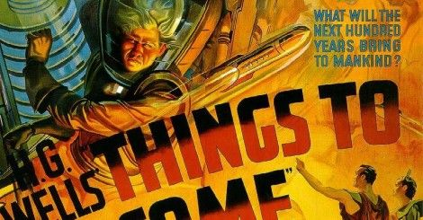 Credit cards, space travel, atomic bombs and much more have been predicted by writers with one hell of an imagination.