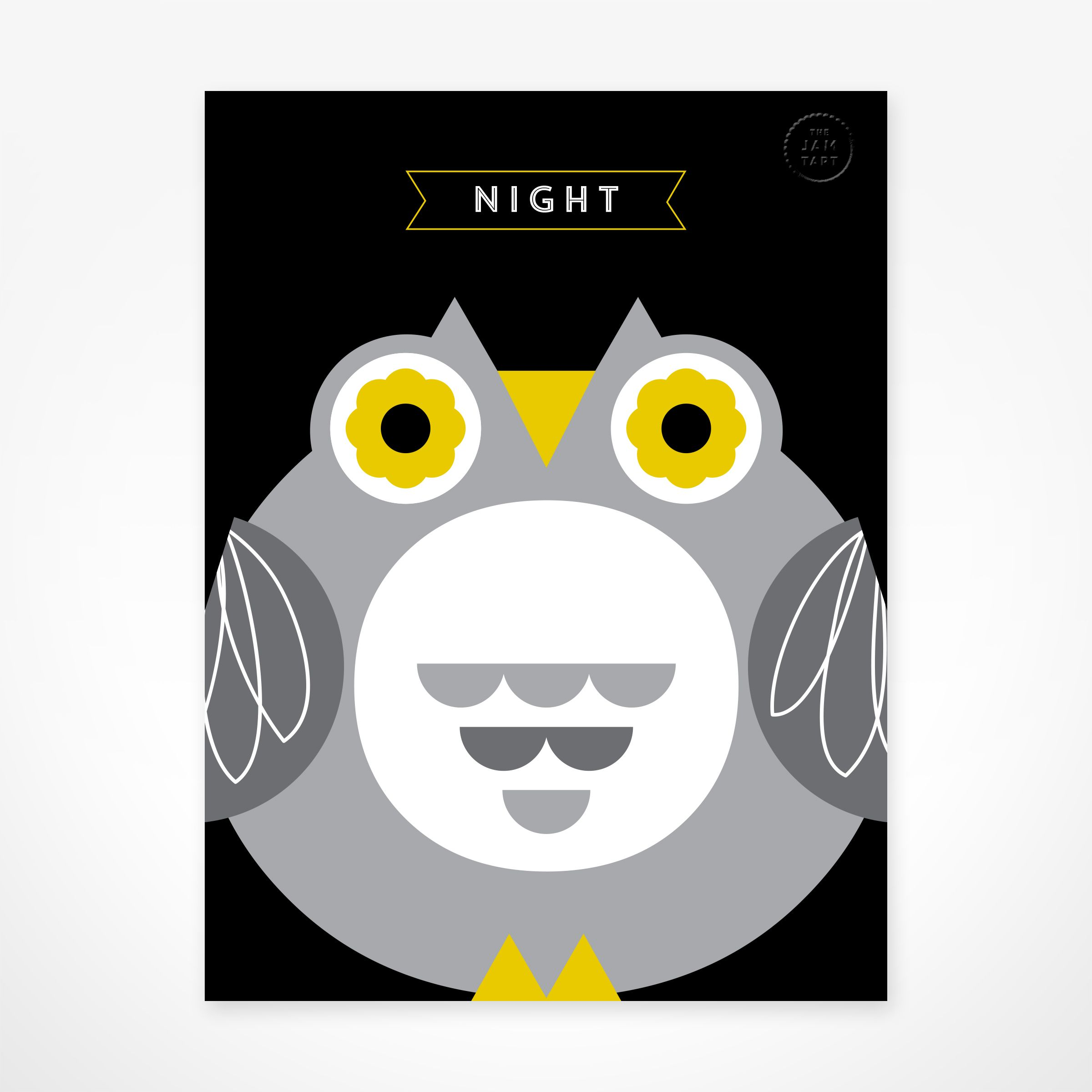 Night Owl Say Night Night To Your Little One With This