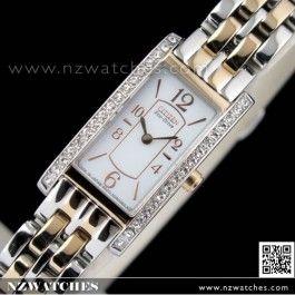 Citizen Eco-Drive Swarovski Crystal Sapphire Ladies Watch EG2028-51A ... bf0b41750b58
