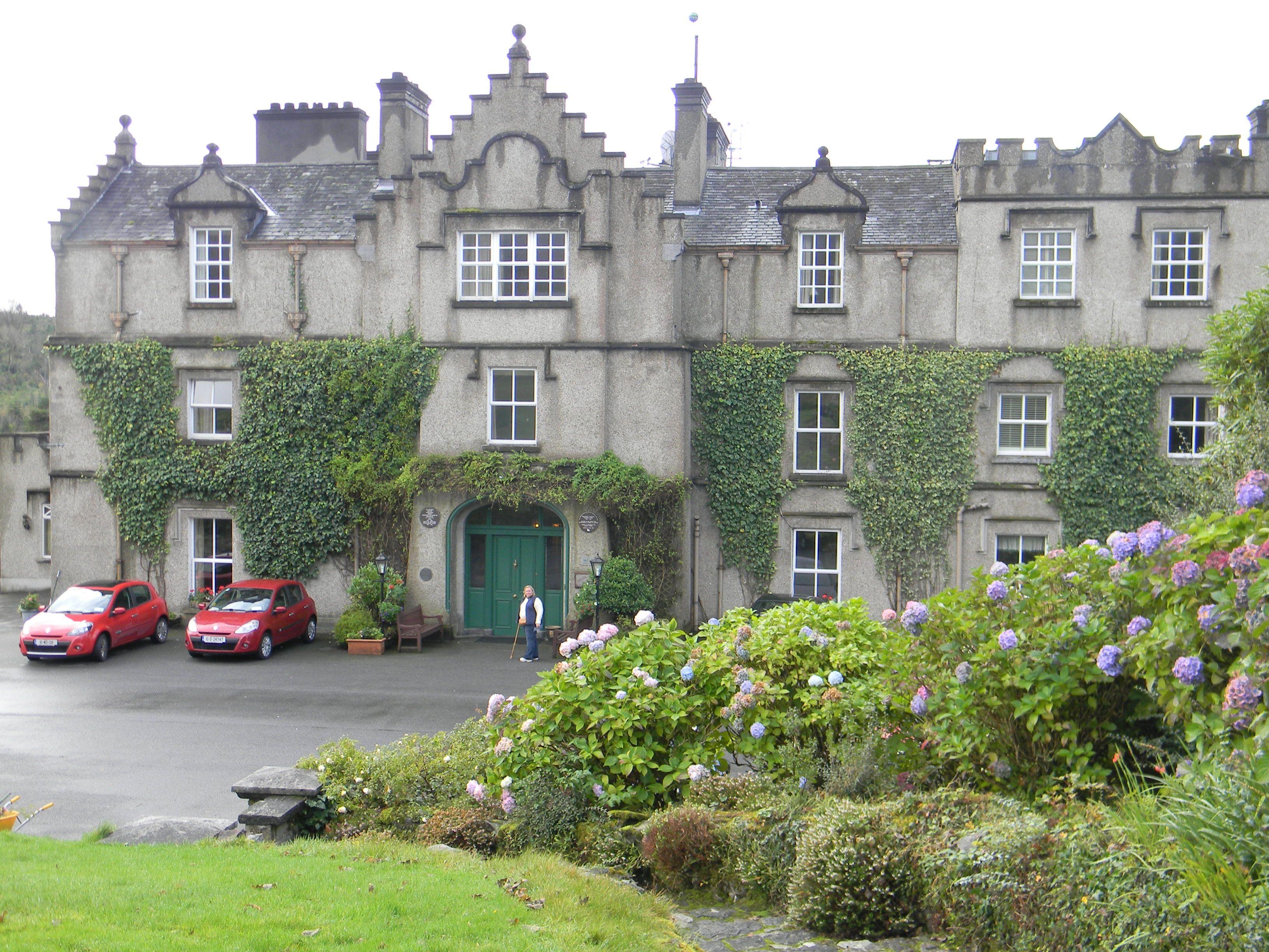 Ballynahinch Castle Castle, Visit ireland, Irish beauty