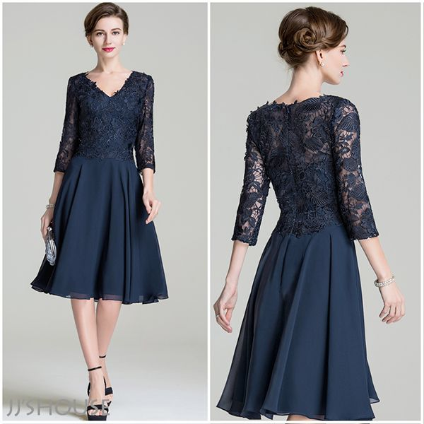 A dress fit for the occasion! This mother of the Bride or Groom ...