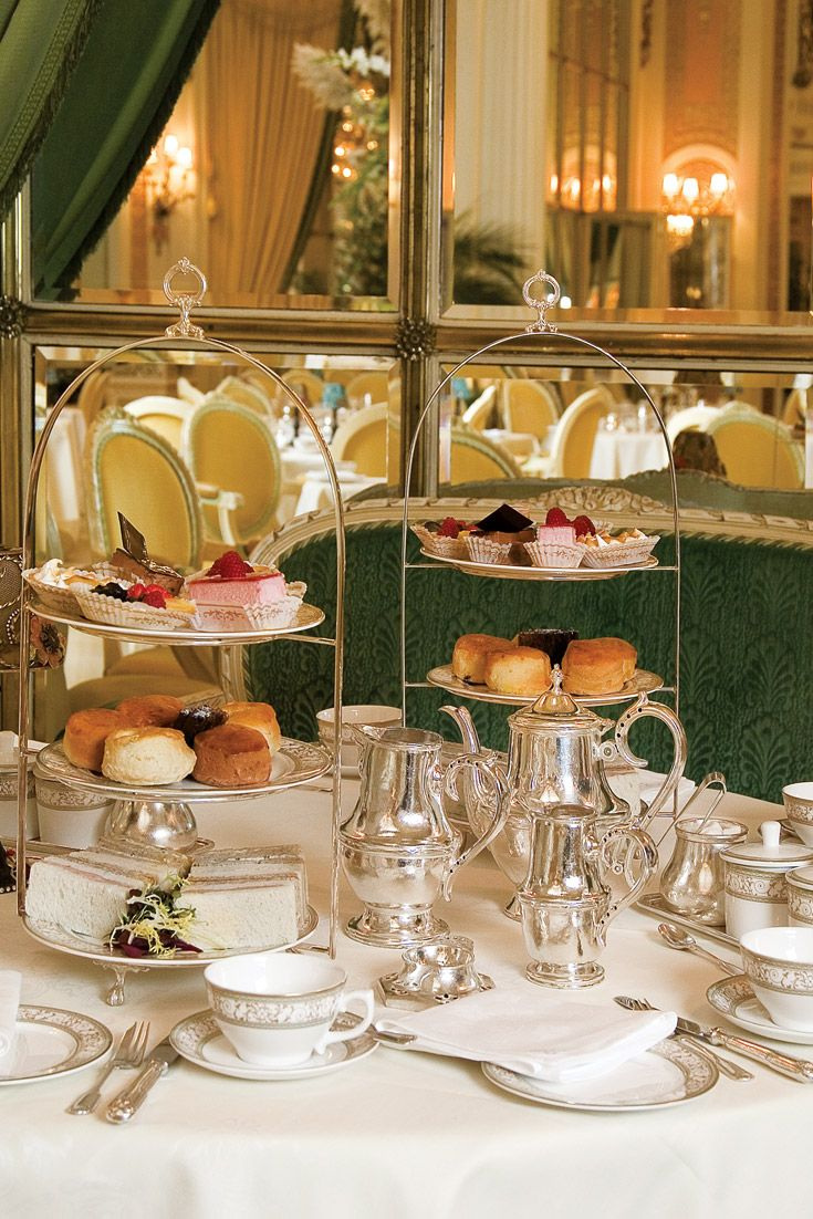 Our Hearts Are in England Best afternoon tea, High tea