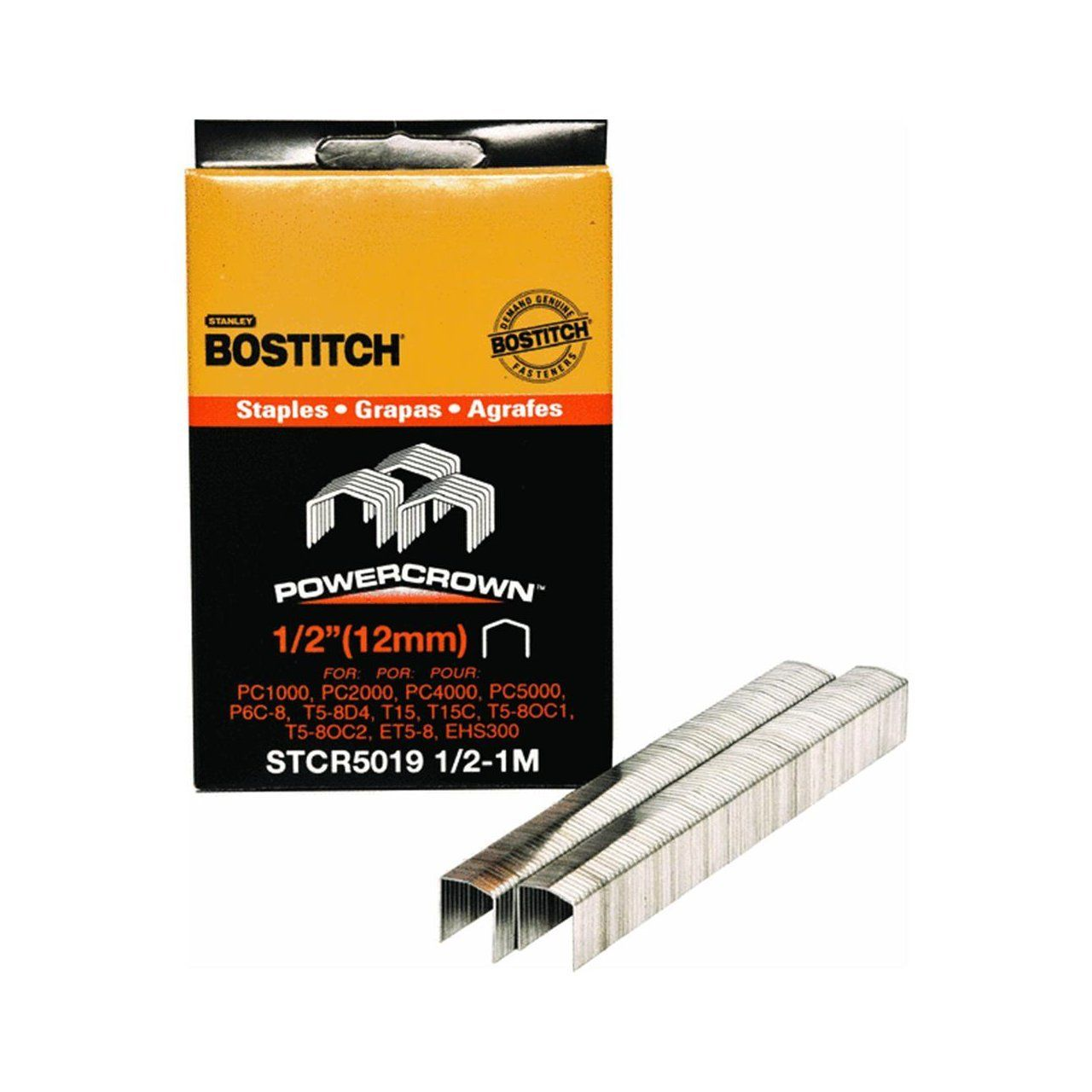 Stanley Bostitch Stcr50191 2 1m Power Crown Staples Pack Of 5 Be Sure To Check Out This Awesome Product Air Tools Heavy Duty Staples